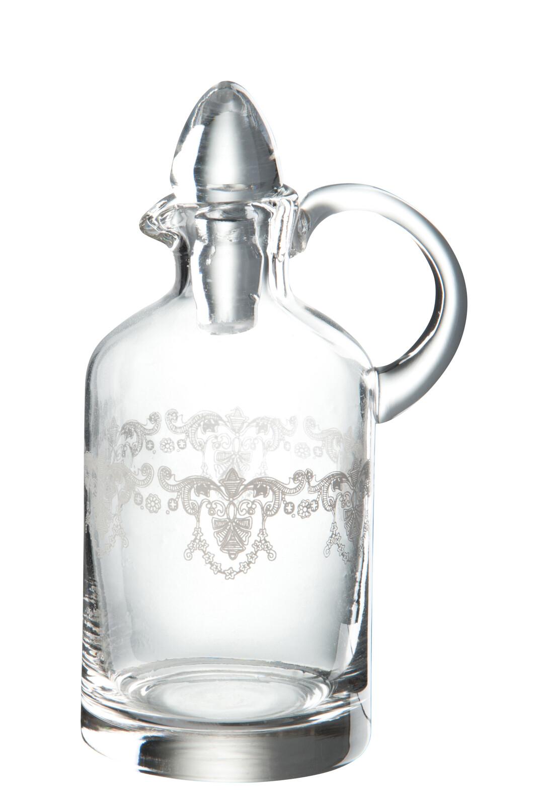 Skleněná láhev CHLOE