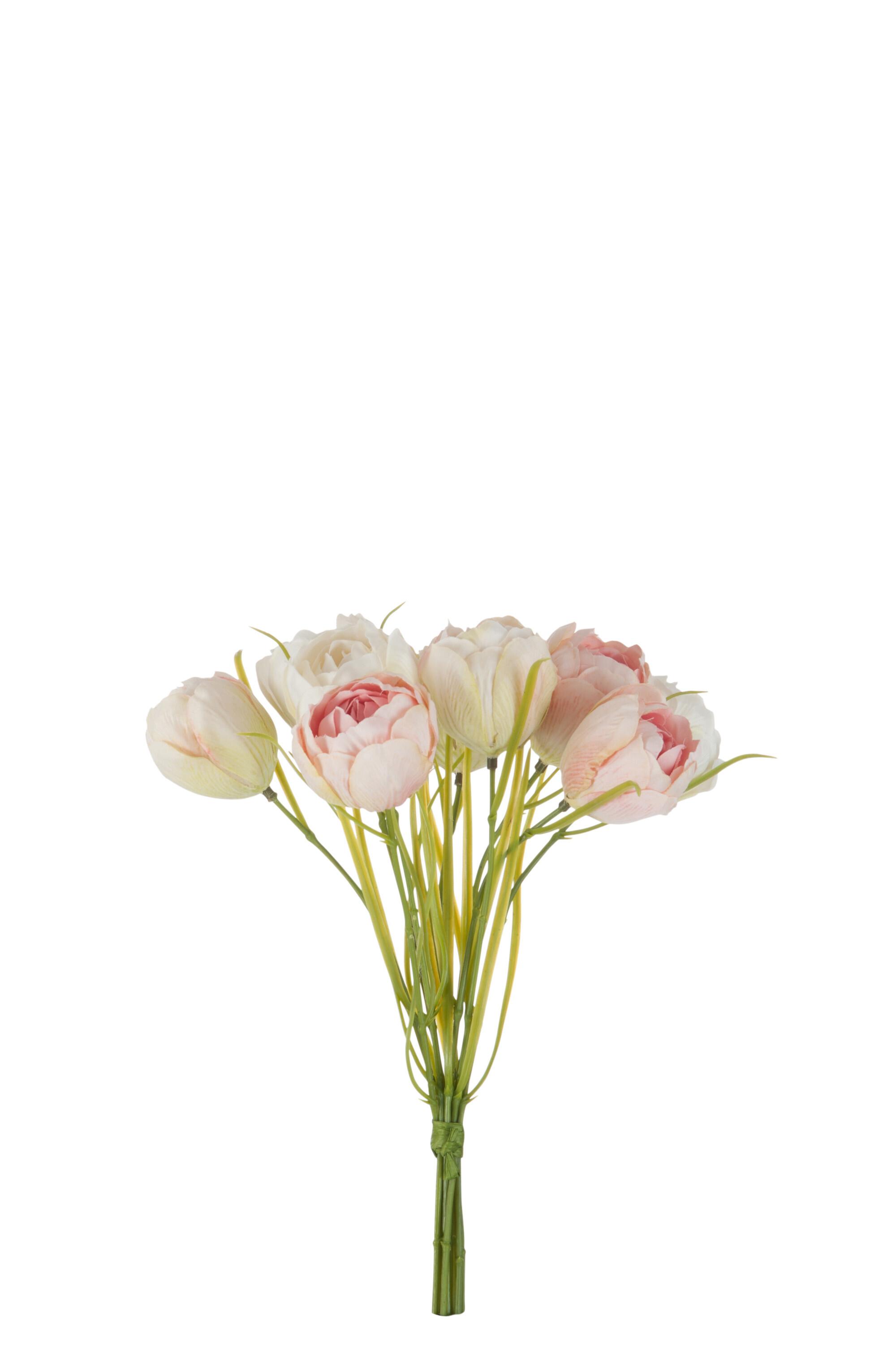 Svazek devíti tulipánů PASTEL