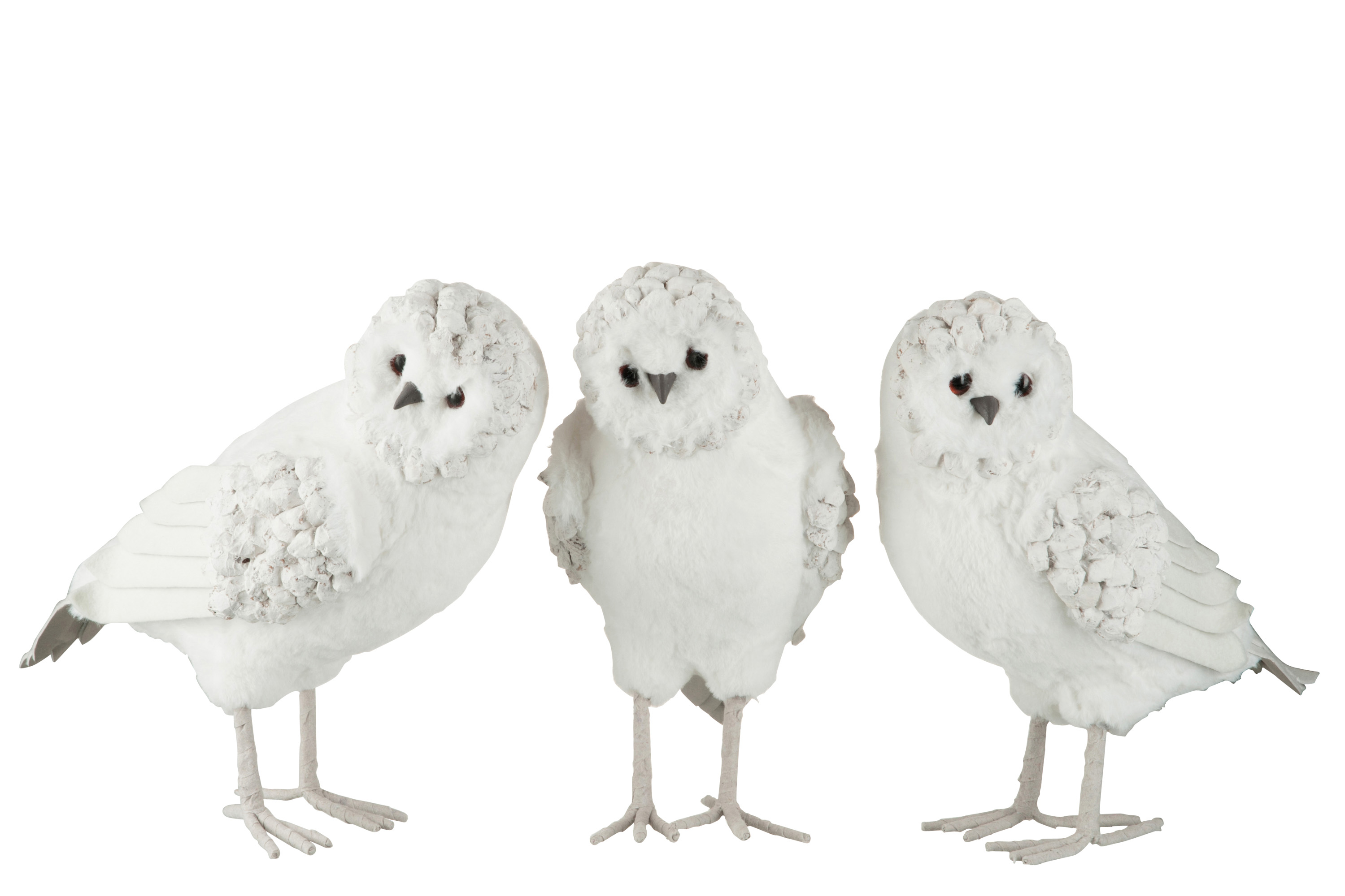 Tři sovičky