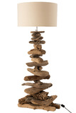 Lamp+Shade Driftwood Natural/Beige