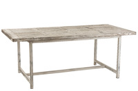 Dinner Table Ibiza Rectangle Wood