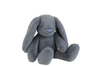Rabbit Plush Blue Large