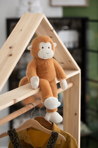 Ape Plush Brown Small
