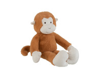 Ape Plush Brown Medium