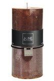 Cyl. Candle Brown L -72h J Line