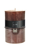 Cyl. Candle Brown Xl -120h J Line