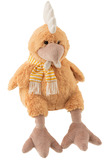 Chicken Scarf Plush Ochre Large