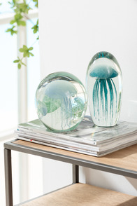 Paperweight Jellyfishes Twist