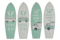 Wall Decoration Surfboard Minibus