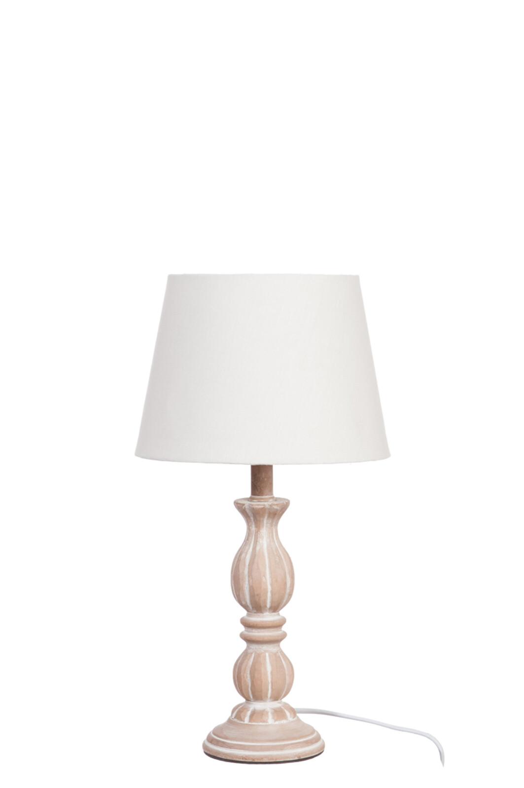 Stolní lampa se stínítkem COUNTRY