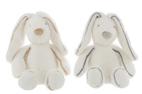 Bunny Plush White Large Assortment