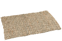 Rug Straw Natural Small