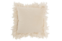 Cushion Feathers Polyester White