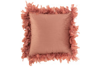 Cushion Feathers Polyester Dark