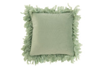 Cushion Feathers Polyester Mint