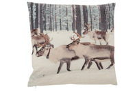 Cushion Reindeer Polyester