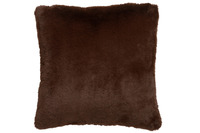 Cushion Cutie Polyester Chocolate