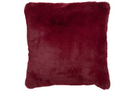 Cushion Cutie Polyester Red