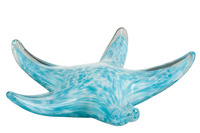 Paperweight Starfish Glass Light