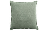Cushion Stonewashed Linen Grey