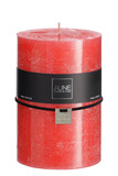 Cylinder Candle Christmas Red Xl