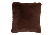 Cushion Cutie Polyester Brown