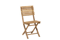 Chair Pliable Bamboo Natural