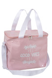 Cooler Bag Good Vibes Polyester