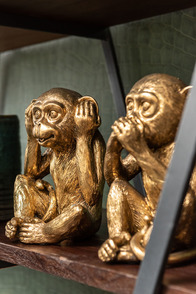 Ape Hear/See/Speak No Evil Antique