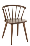 Chair Vintage Wood Brown